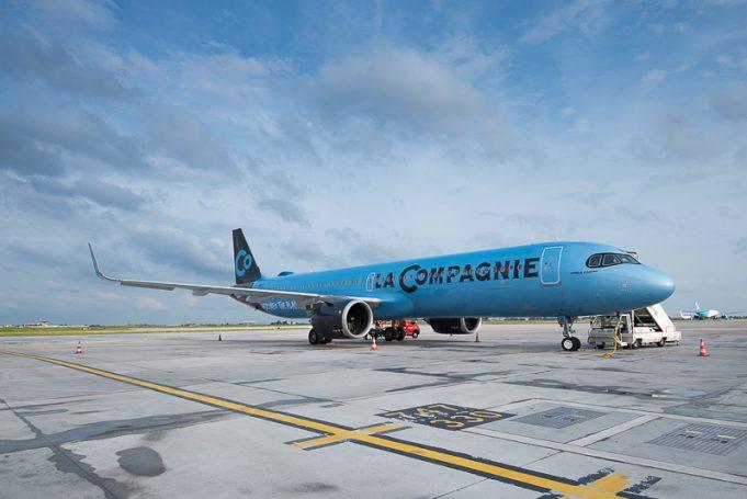 Airbus A321neo plane. Courtesy: La Compagine