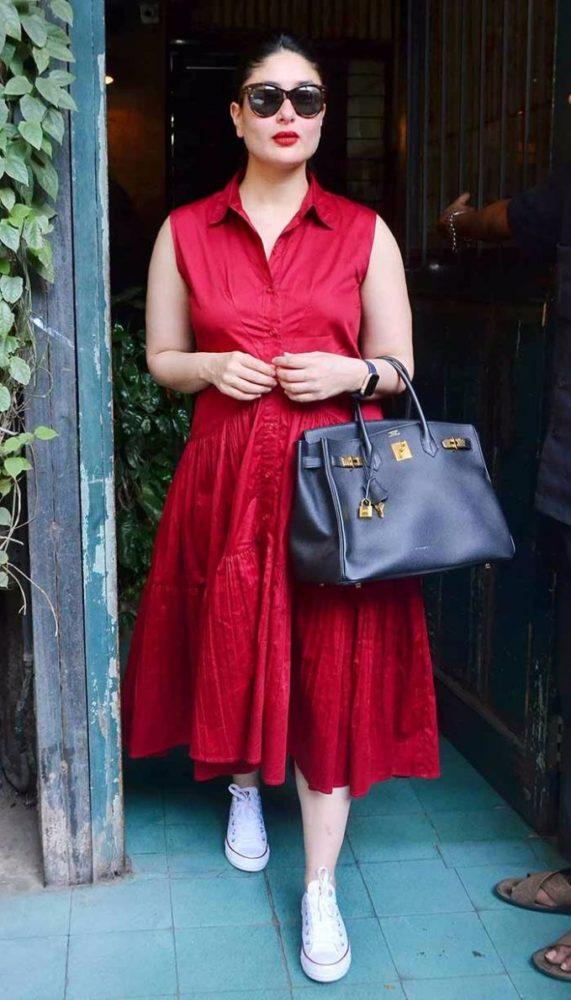 Kareena Kapoor Hermis Birkin Epsom