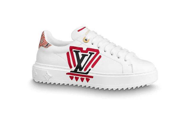 LV Crafty Time Out Trainers. Source: Louis Vuitton