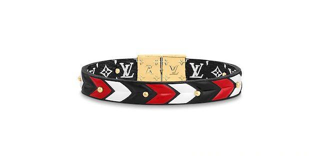 LV Crafty Reversible bracelet. Source: Louis Vuitton