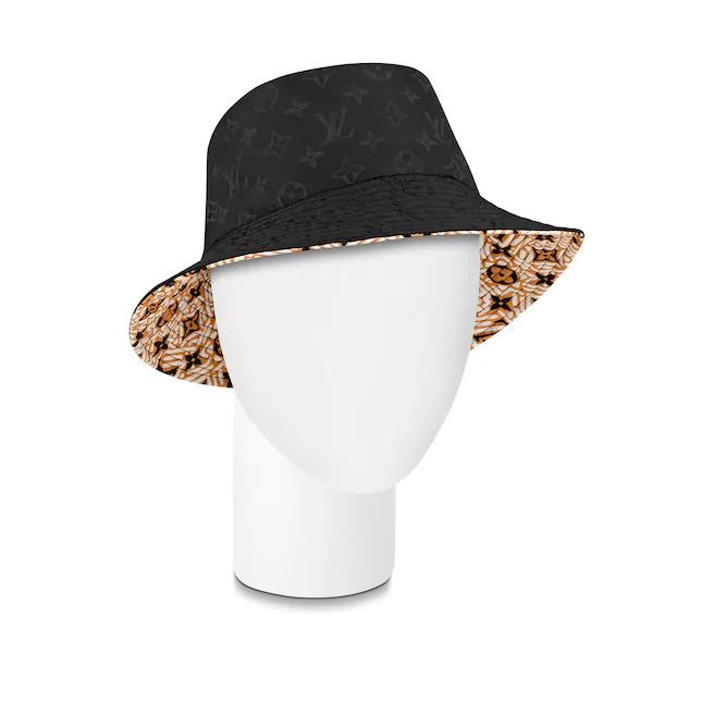 LV Crafty Reversible Bucket Hat. Source: Louis Vuitton