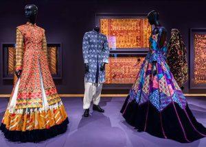 Manish Malhotra phulkari embroidery