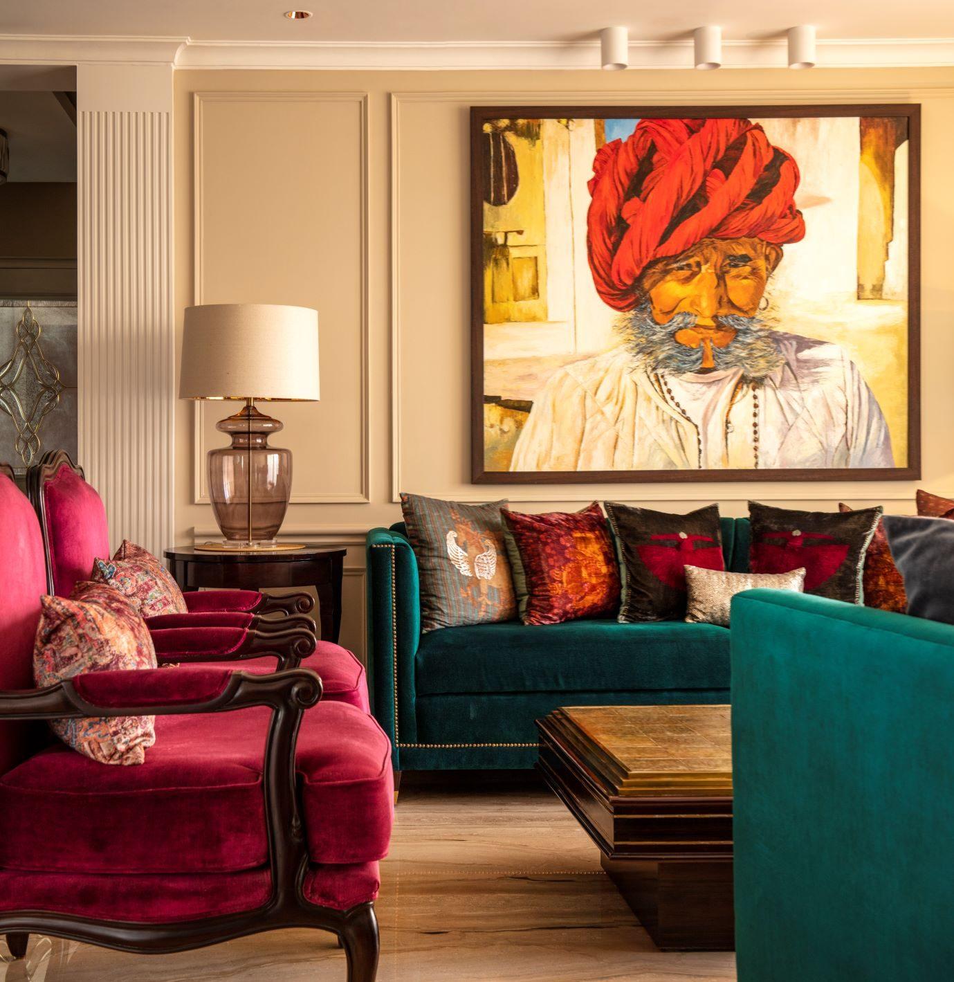 Contemporary Villas. Courtesy: RSDA