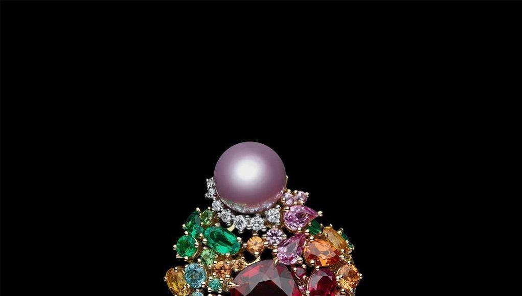 Tie & Dior. Source: Instagram - Victoire de Castellane
