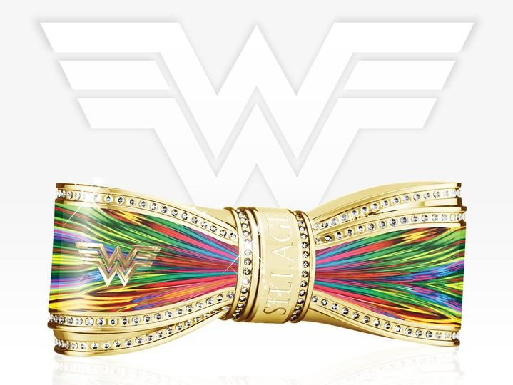 Bow Lipstick case - Wonder Woman collection. Source: House of Sillage