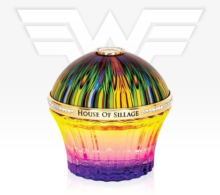Perfume - Wonder Woman collection. Source: House of Sillage