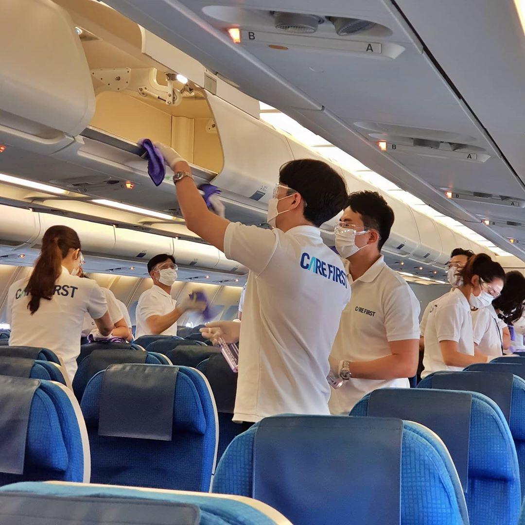 Care First. Source: Korean Air