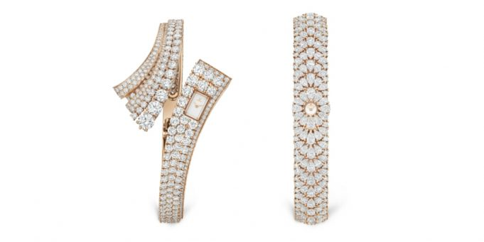Bangle and Snowdrop. Courtesy: Jaeger-LeCoultre