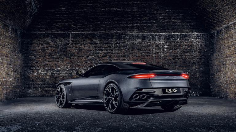 DBS Superleggera. Courtesy: Aston Martin