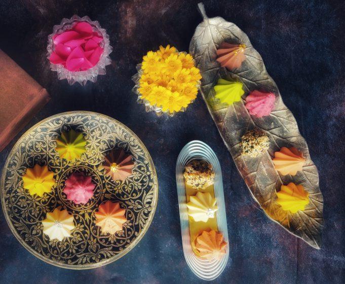 Artisanal Modaks. Courtesy: St. Regis Mumbai