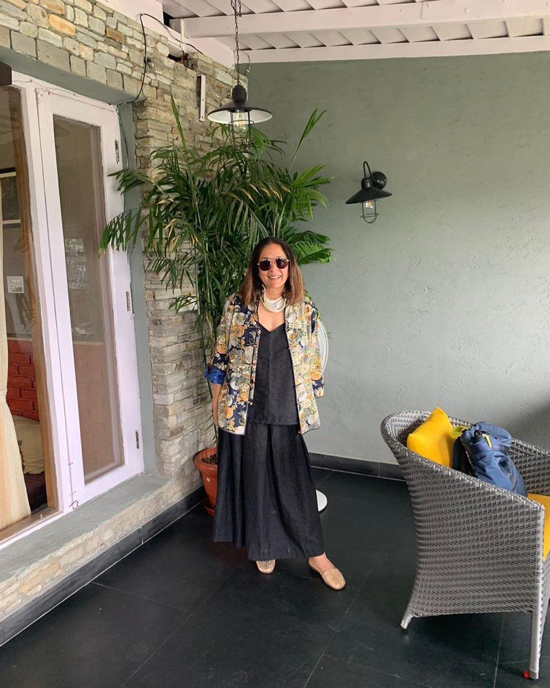 Mukteshwar House. Courtesy: Instagram - Neena Gupta