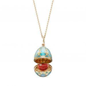 Fabergé jewellery today