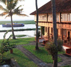 Coconut Lagoon eco luxury resort