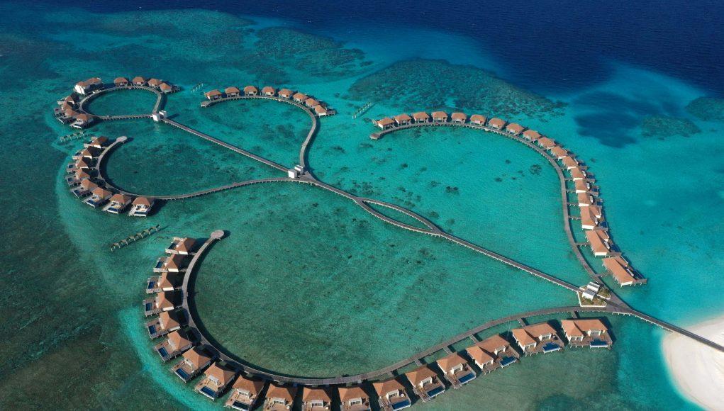 The Radisson Hotel Group launches Radisson Blu Resort Maldives