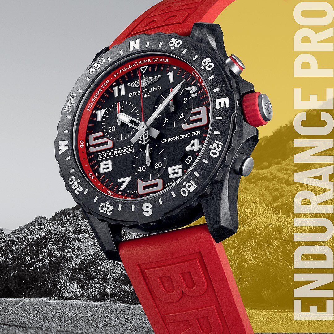 Geneva Watch Days- Breitling Endurance Pro