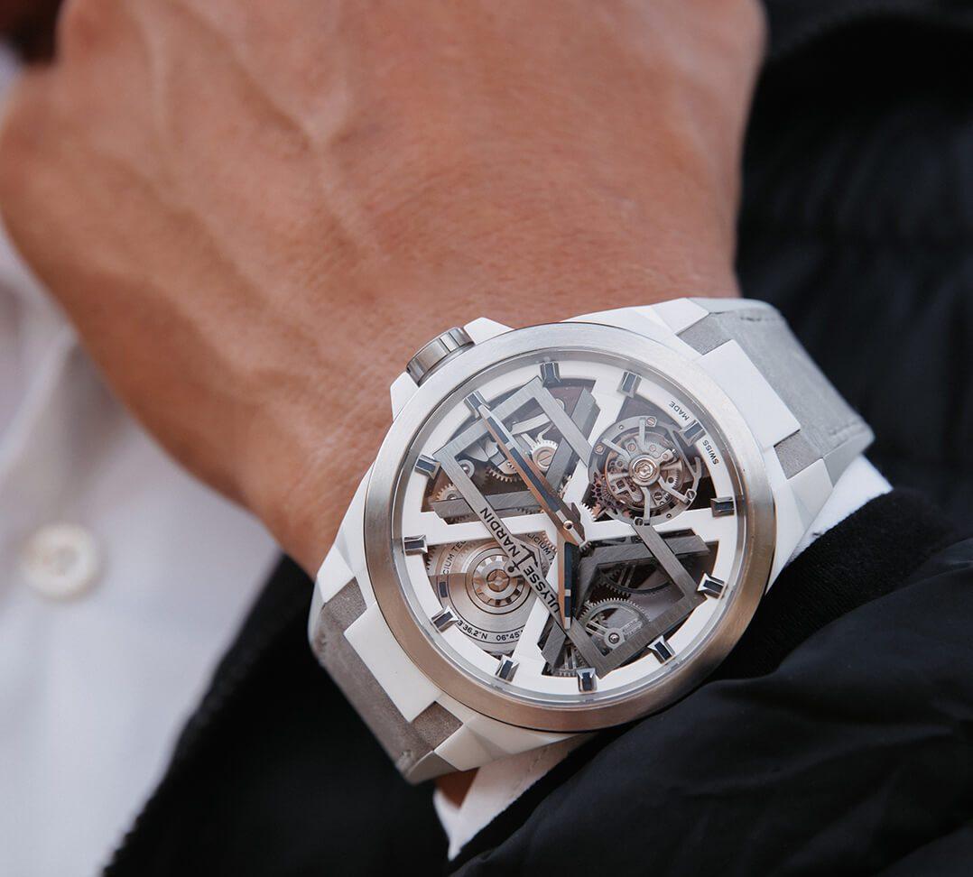 Geneva Watch Days- Ulysse Nardin Blast