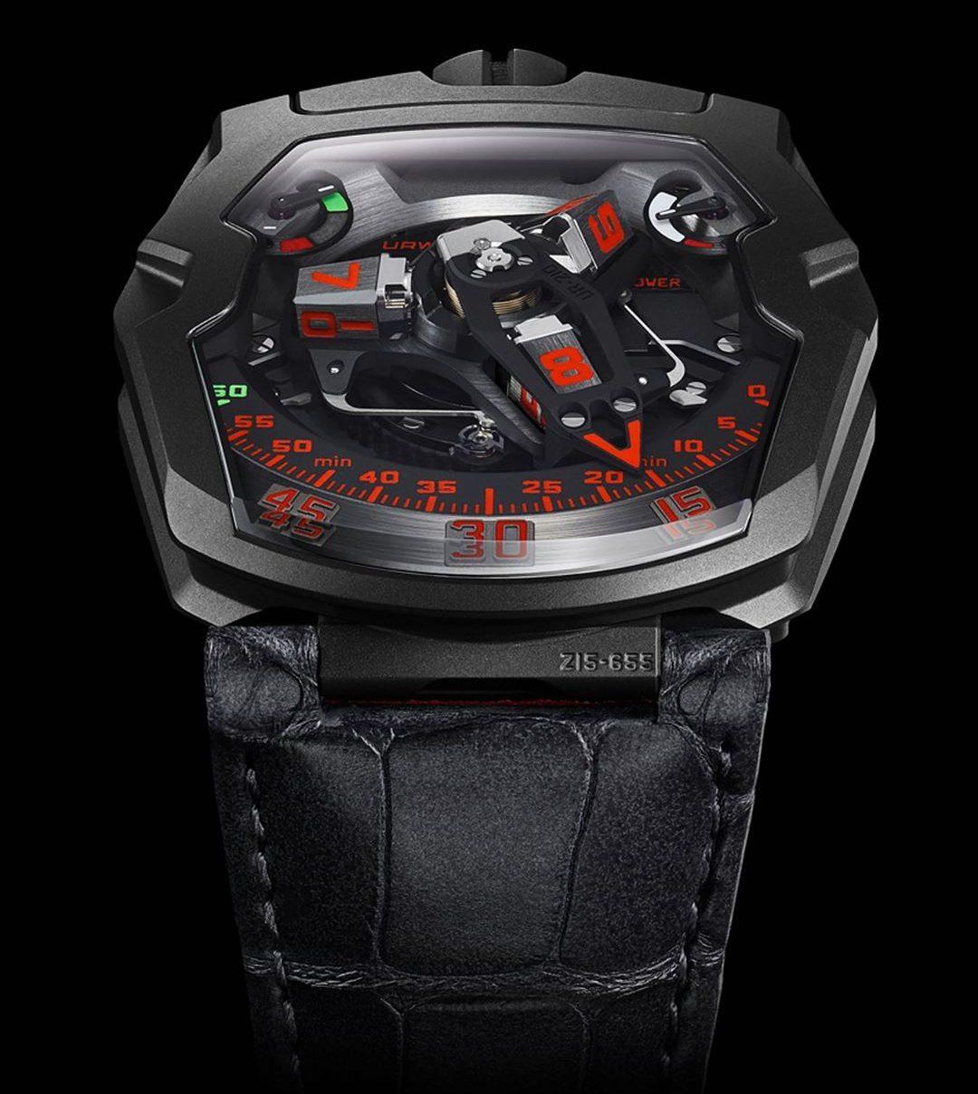 Geneva Watch Days- Urwerk UR-210 Final Edition