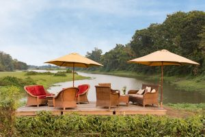 eco luxury resorts in India Diphlu River Lodge