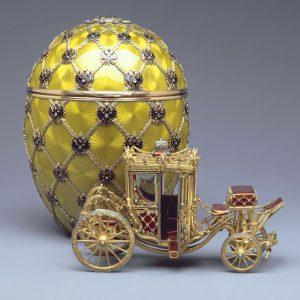 Fabergé Imperial Coronation Egg