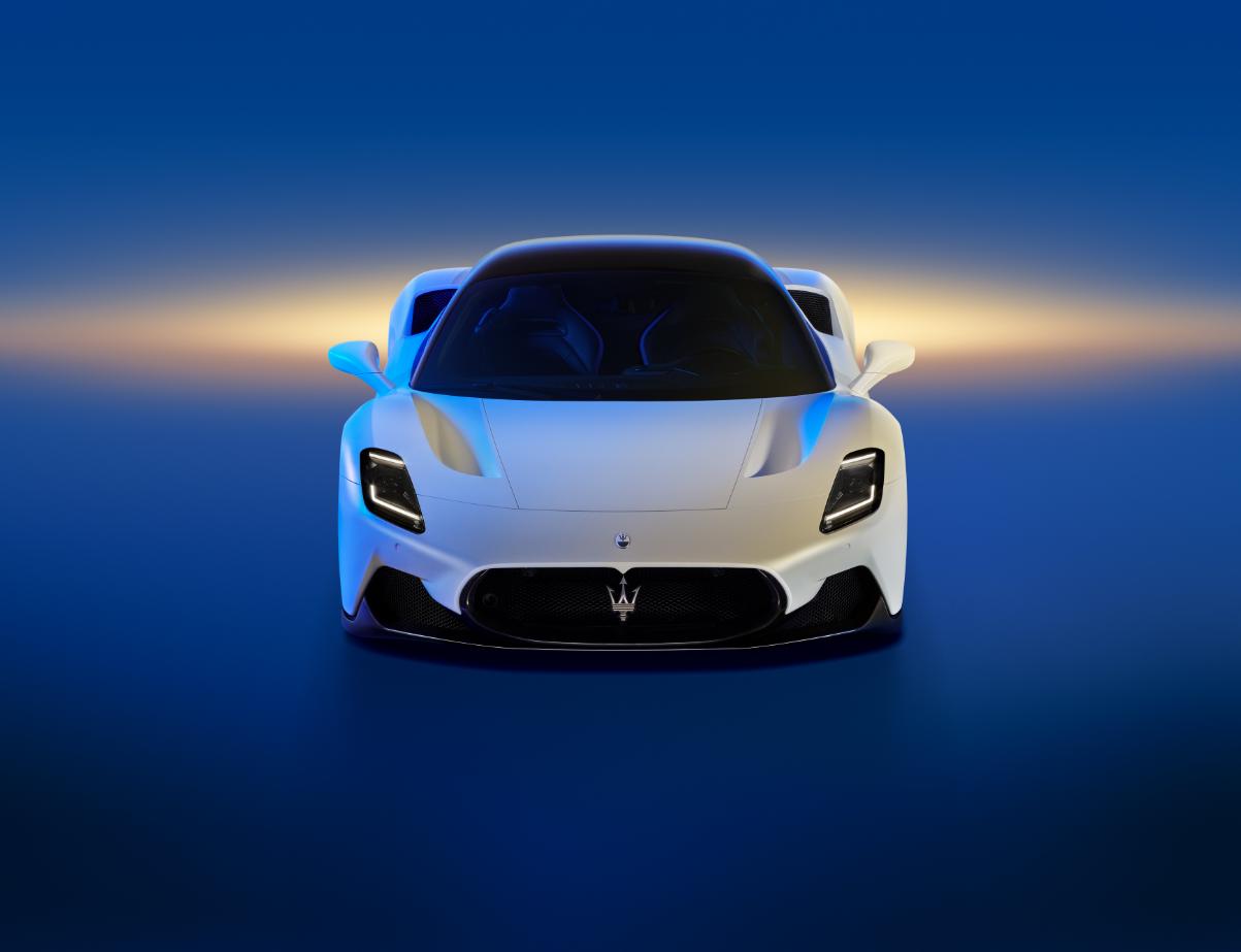 Courtesy: Maserati S.p.A