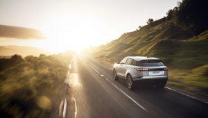 Range Rover Velar 2021 Kvadrat sustainable fabric