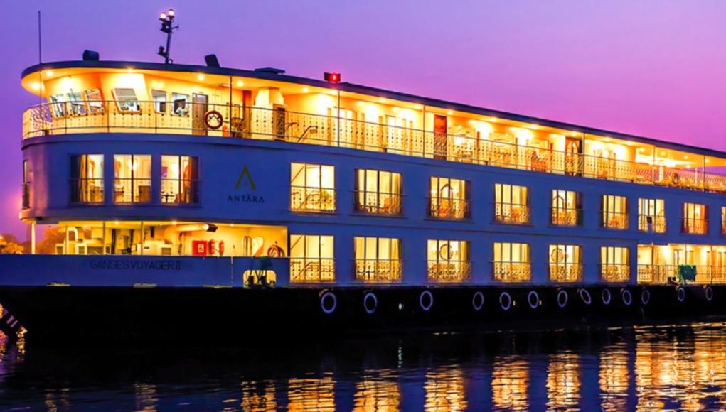 Antara Luxury River Cruise