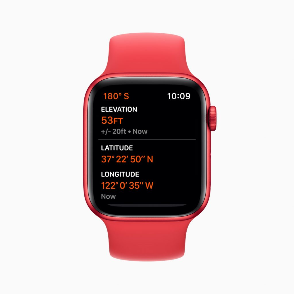 Apple 6 smartwatch