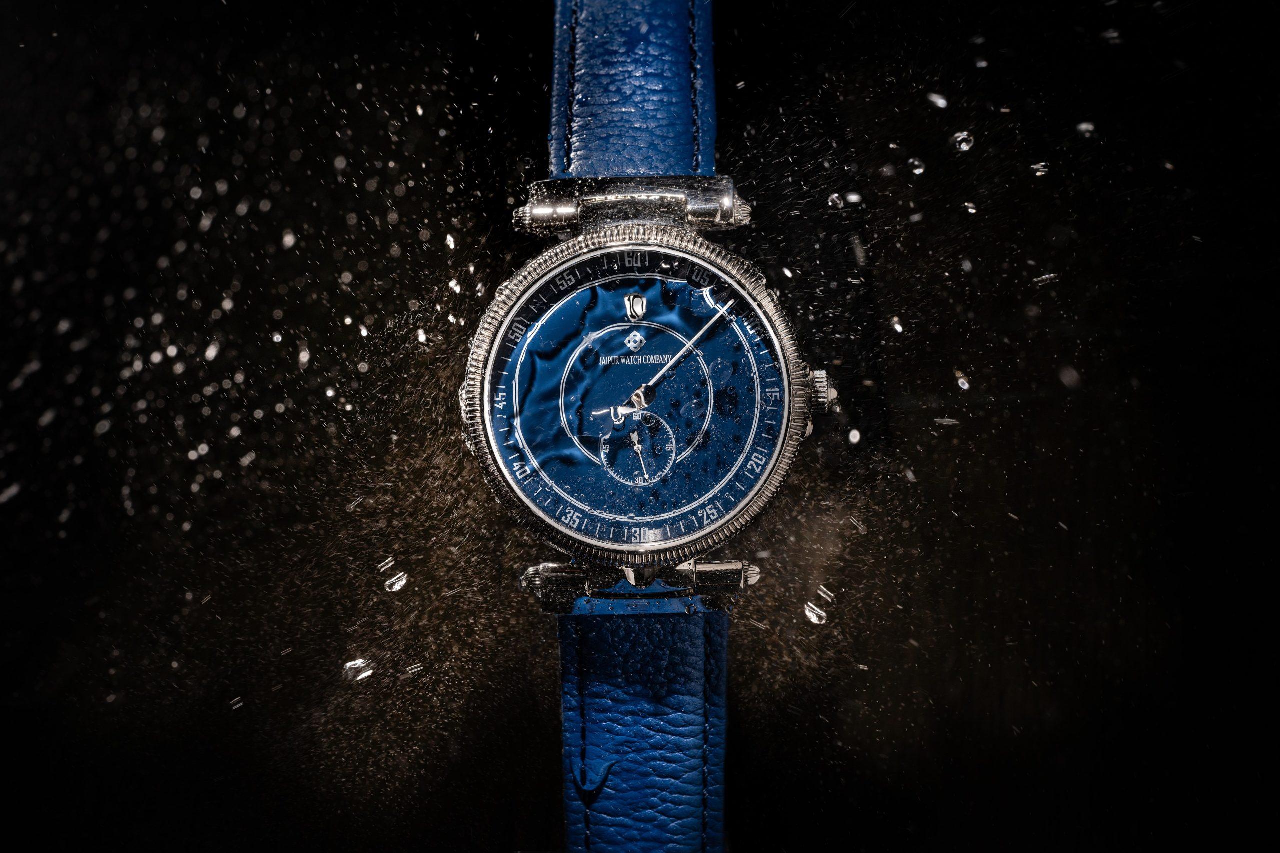 Jump Hour Watch, Jaipur Watch Company