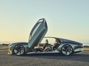 Bentley EXP 100 GT sustainable cars