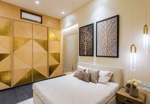 RL Residence bedroom decor inspiration