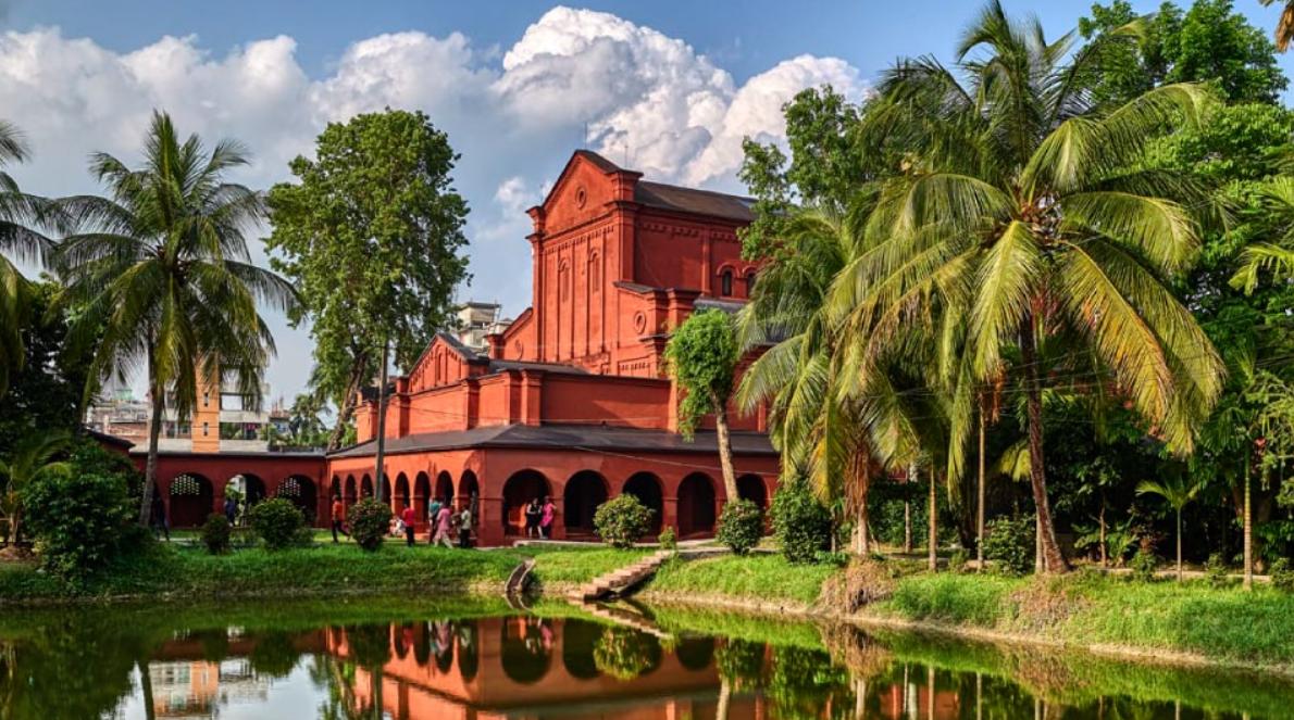 Sardar Bari in Sonargaon, Dhaka- Antara luxury river cruises