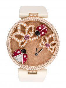 Cartier watch secondhand luxury