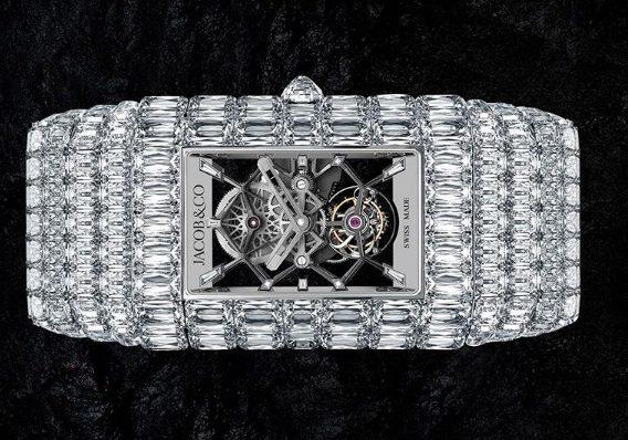 Jacob & Co. Billionaire ASHOKA® watch