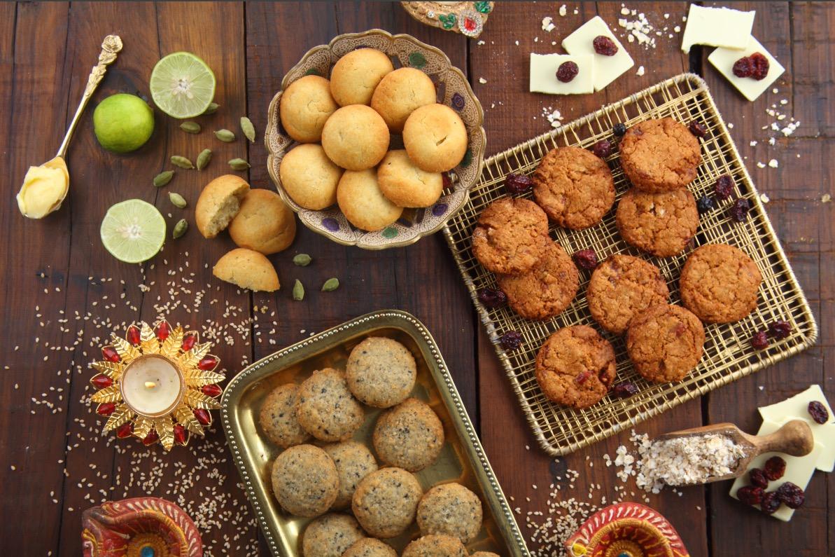 Assorted Cookies by Baker's Dozen
