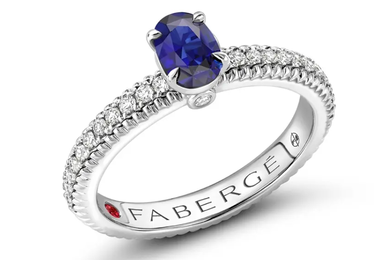 Colours of Love, Faberge