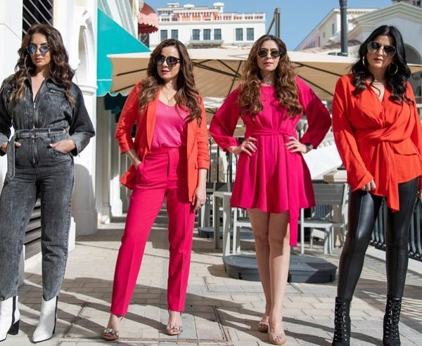Fabulous Lives of Bollywood Wives