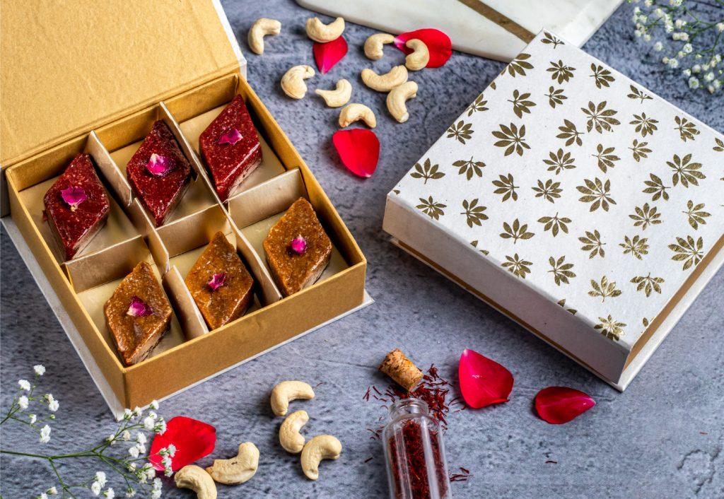 Diwali gourmet gift hampers