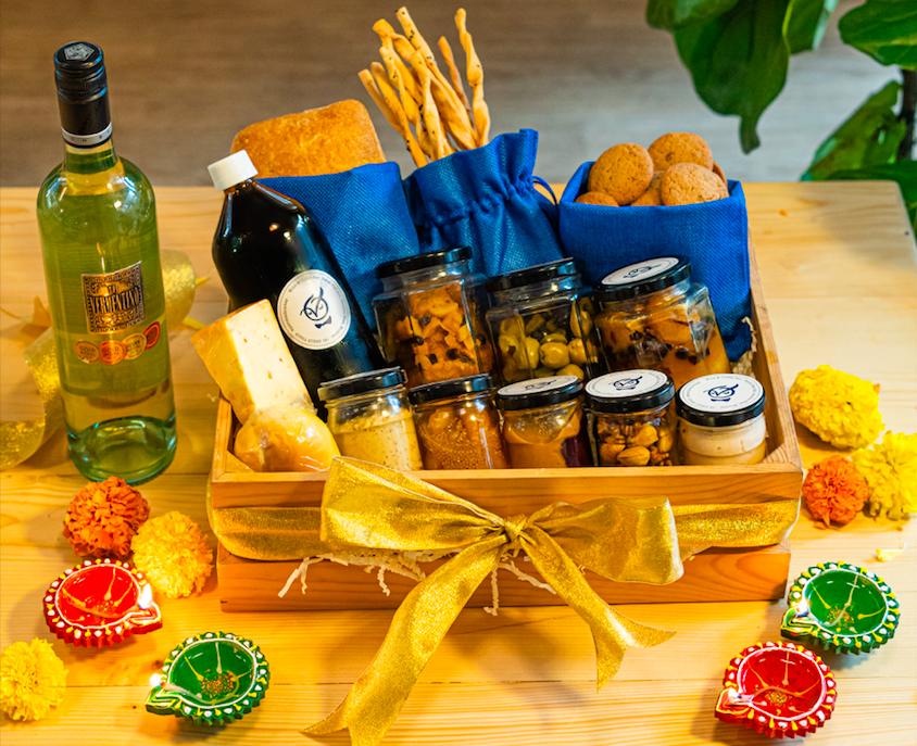 bespoke Diwali gifts food