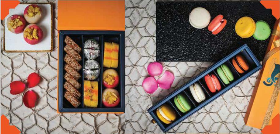 gourmet gifts from The Taj Mahal Palace, Mumbai
