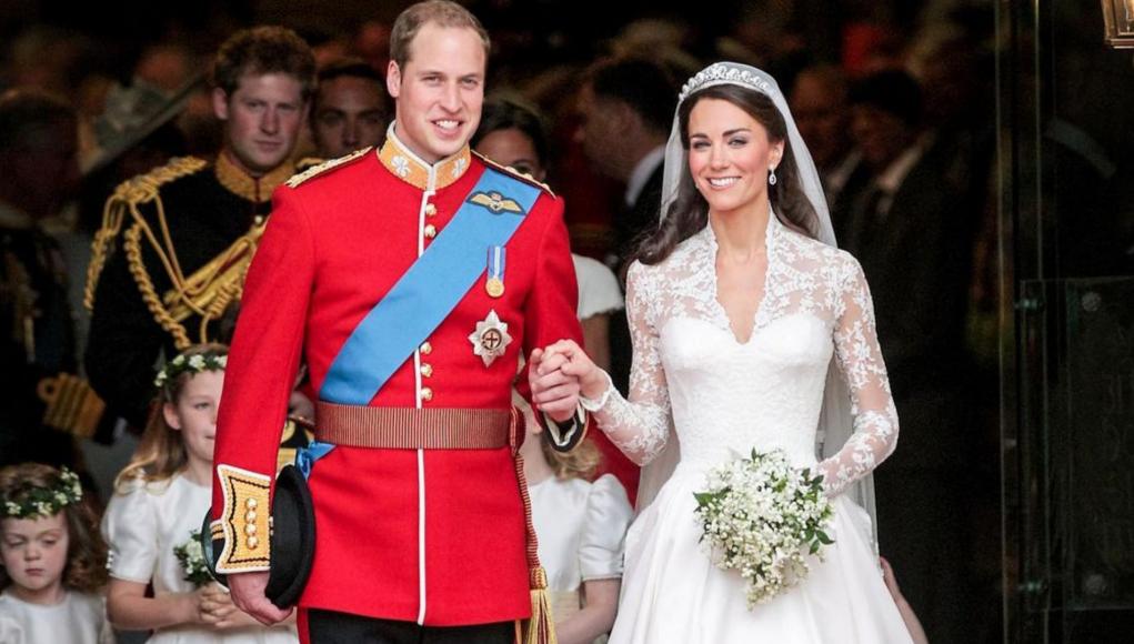 wedding gown Kate Middleton