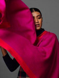 Andraab hand woven luxury shawls