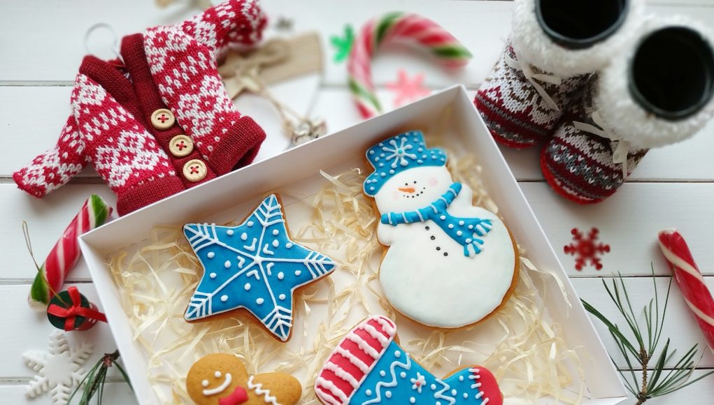 Christmas goodies representative image
