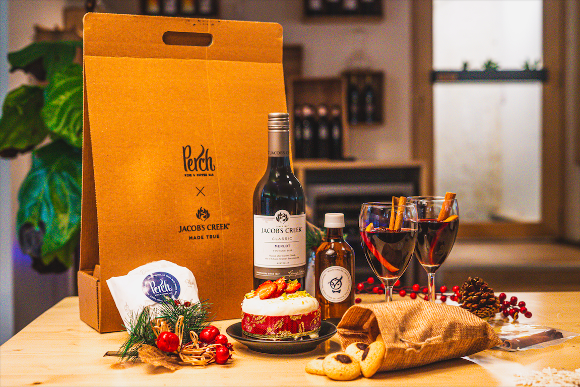 Perch's Christmas Hamper