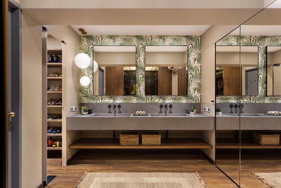 Bathroom Design by Quirk Studio