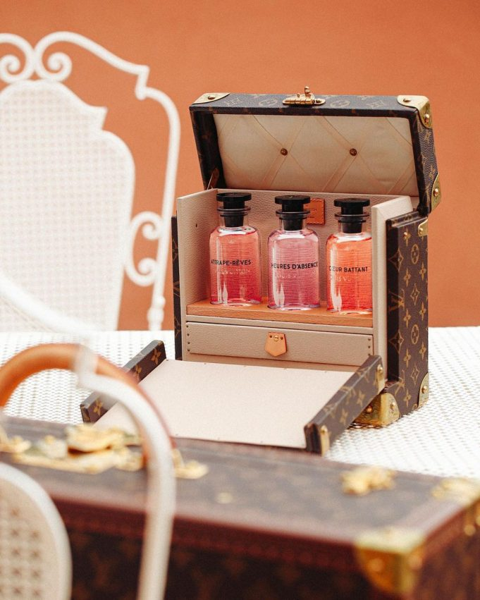 LV made-to-order Parfums