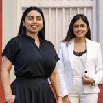 Shivani Ajmera and Disha Bhavsar