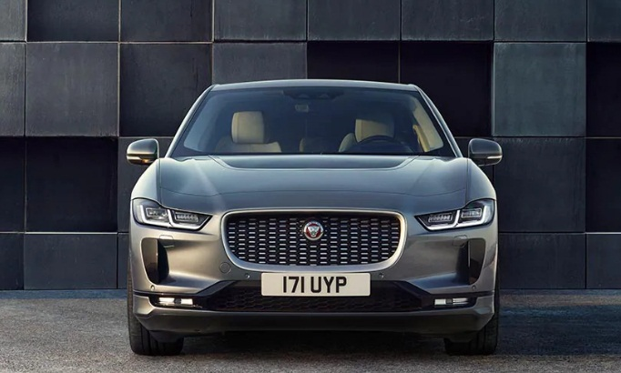 I-PACE. Photo courtesy: Jaguar Land Rover