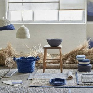 homeware made from rice straw residue
