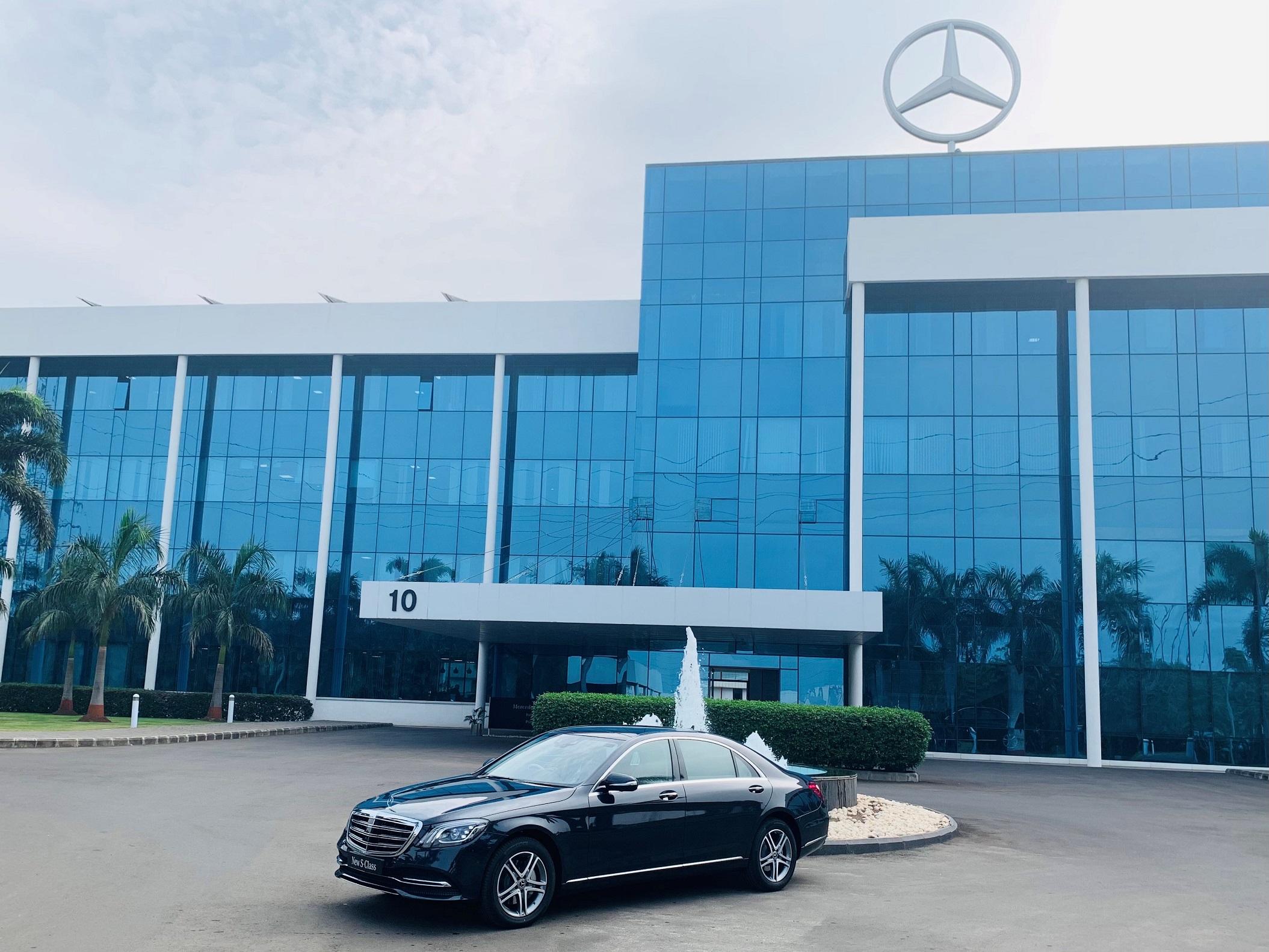 Mercedes-Benz S-Class Maestro Edition