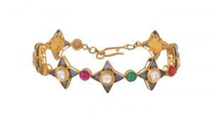 contemporary polki jewellery